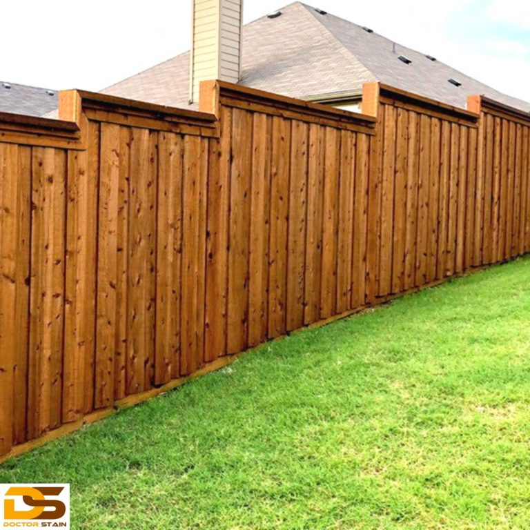 Fence Construction work